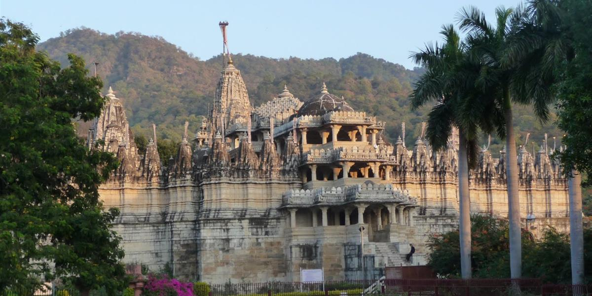 Phillion Jain Temple In Ranakpur