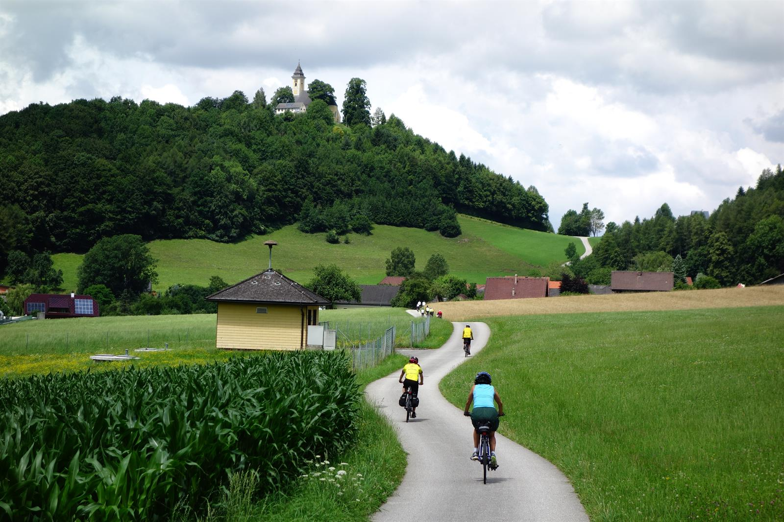 Bike Tours in Czech Republic