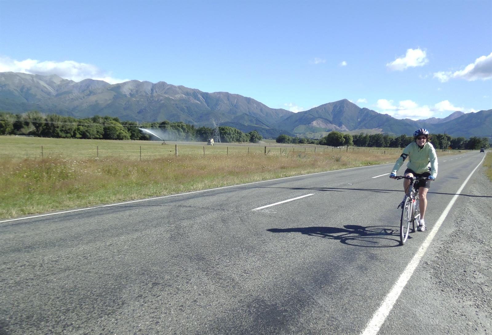 Bike Trails in New Zealand