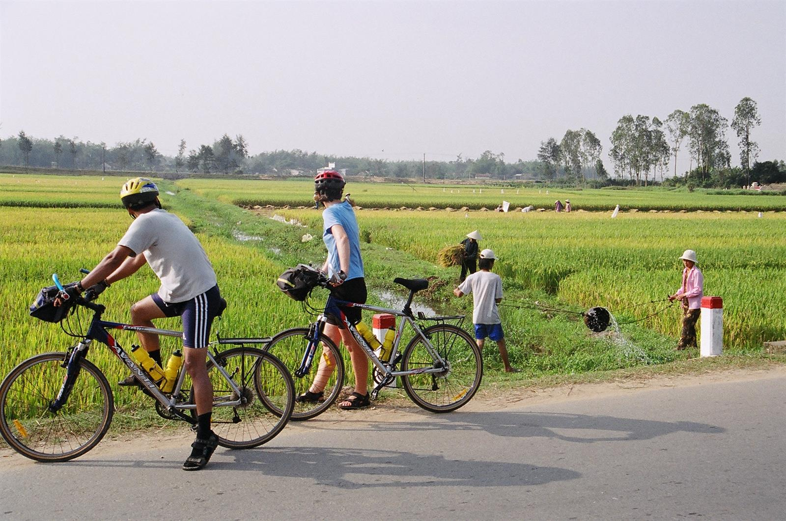 Bicycle Tours in Vietnam