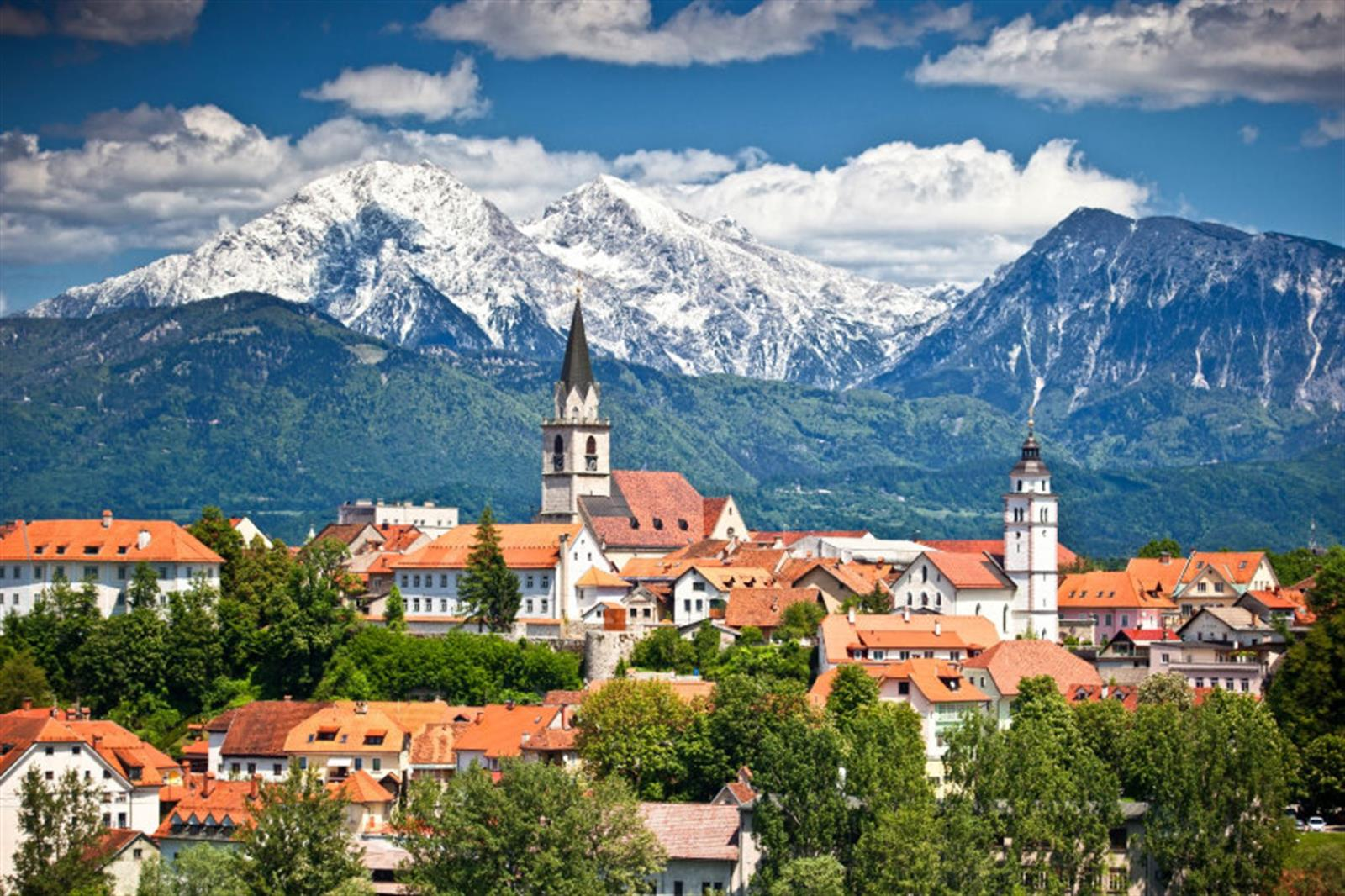 Cycling Holidays in Slovenia