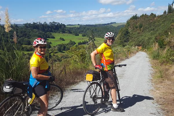 Bicycle Tours in New Zealand