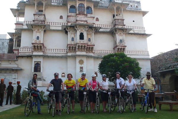 Castle Bijaipur Rajasthan