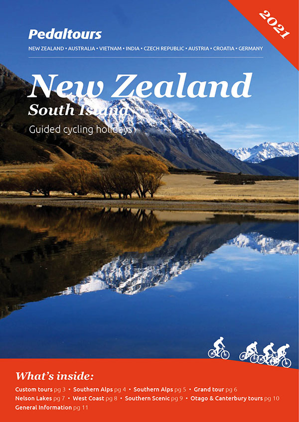 NZ South - image