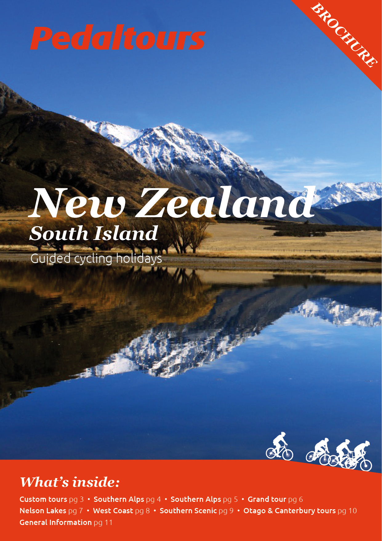 NZ South Cover only